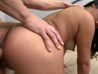 Legal Age Teenager gal with fresh body is having vaginal sex with sexy guy