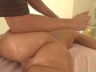 Playgirl is moaning wildly as horny man permeates her deeply