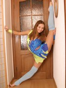 Gymnast Sveta