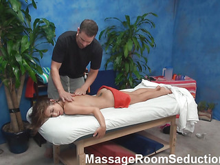 Check up this great-looking action where beautiful cutie is having admirable pounding with gracious male masseur and there are no doubts that it wouldn't leave u calm! Watch what man does with her on livecam.