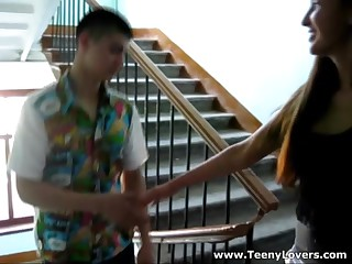Marik came to greet silvia - 1 part 2