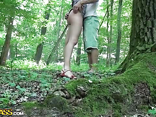 My cute girlfriend decided to start our very first homemade sex movie scene with a hot strip show. And it was a surprise for me, so I was as excited as u are :) That hawt girlfriend of mine took her raiment off very slowly, fondled her ideal body so seductively, that babe made me burn with desire. But it wasnЄ??t the time to discharge couples sex, not yet. We had some heavy petting on a blanket, then my hawt girlfriend and me went to look for a secluded and particular place for our lovemaking. We discovered it in the ...