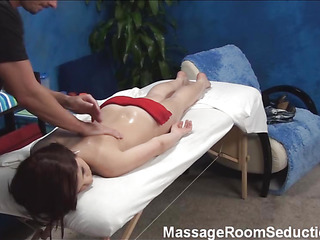 Would u like to examine how raunchy dark brown chick receives penis inside of mouth and cum-hole after unforgettable intimate massage? I am absolutely sure that your answer on this question can't be negative.