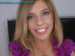 Kirra is a breathtaking legal age teenager student, with beautiful golden-haired hair and a beautiful mouth. This Chick stops by to learn some tips on  giving more good head for her boyfriend. This Chick really wishes to please him and I admire that. Her techniqu
