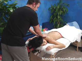 If u are interested in seeing great stuff where dude massages body of beauty and bangs her sweet wet crack right on the massage table then don't miss a chance of examining this thrilling action now!