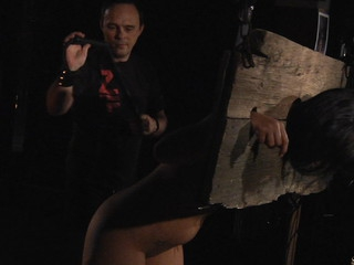 Bellina is excited of losing control of her body in the game of S&m as this sweetheart will be completely dominated. The whipping do not spare her from the pain but during the time that the orgasm makes her moan