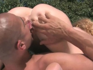 Sweetheart widens legs wide feeling dong stuffing her wet vagina