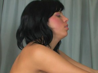 Horny dark brown hair gets the lengthy-awaited creampie session