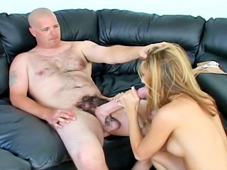 Chick gets her latina snatch and face hole fucked by monster cock