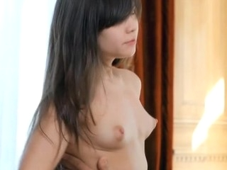 Beauty performs blow- and cook jerking in advance of wild vaginal screw